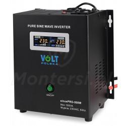 Zasilacz 230V AC sinusPRO-500 W 12V