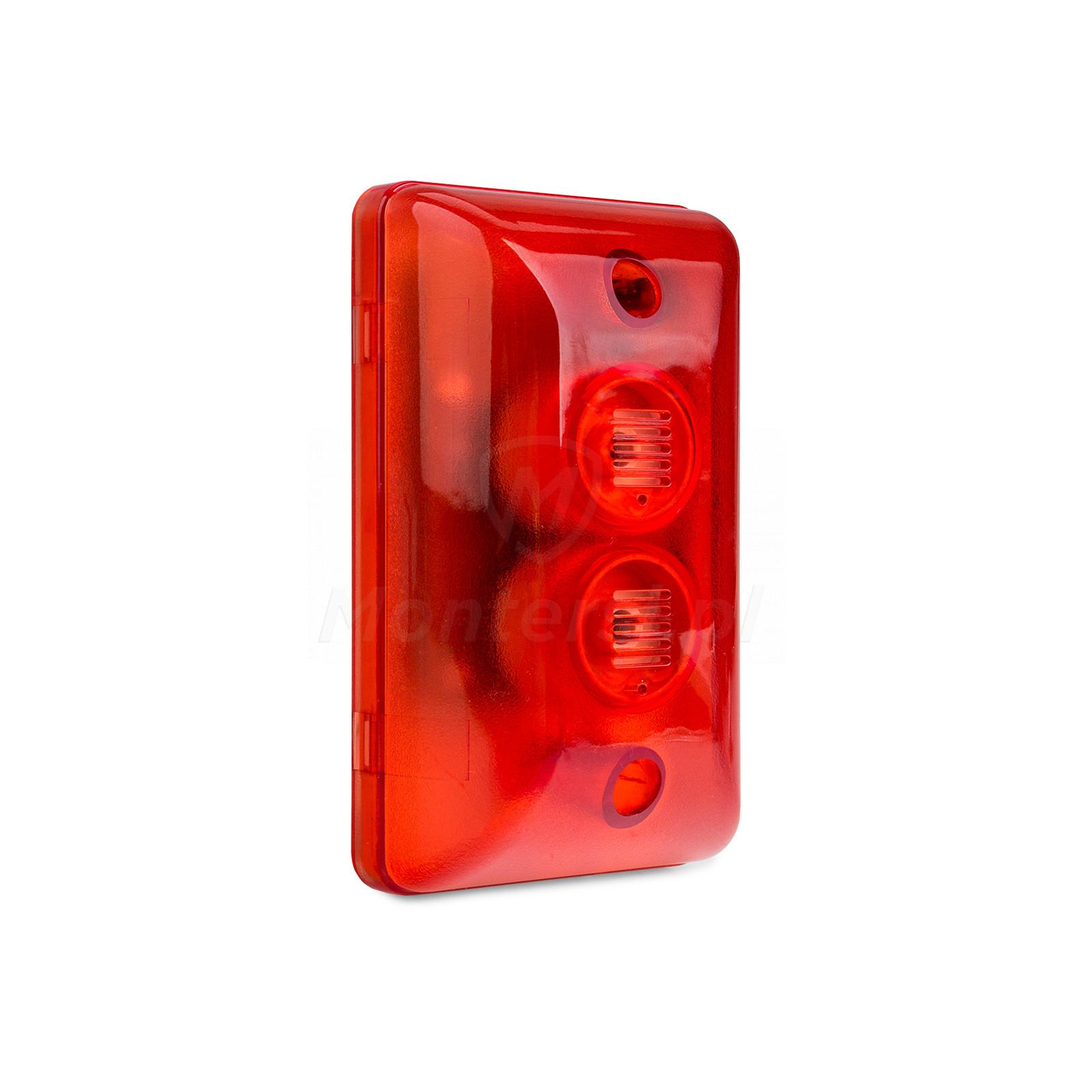 Sygnalizator optyczno-akustyczny ES-HC102R