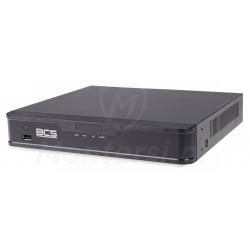 Rejestrator IP BCS-PNVR0801-4K