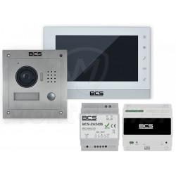 Zestaw wideodomofonu BCS-VD2W1
