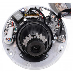 Wnętrze kamery IP BCS-P-224RWSAM