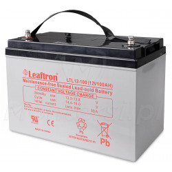 Akumulator AGM LTL12-100