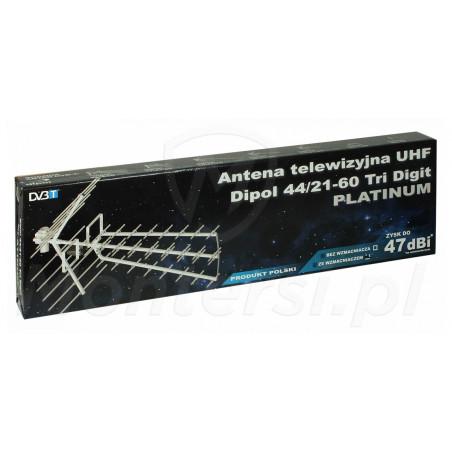 Opakowanie anteny 44/21-60 Tri Digit