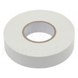 Taśma izolacyjna PVC biała