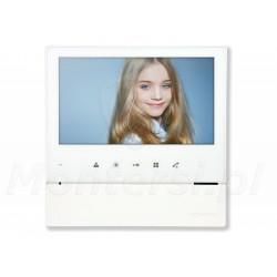 CDV-70H2 White - monitor głośnomówiący 7