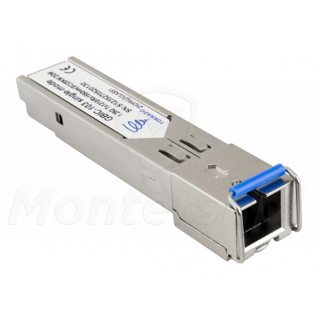 GBIC-103 - Moduł SFP, SM, 1x SC, 1.25G