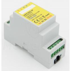 euFIX S222NP - Adapter bez przycisków na szynę DIN 35 mm dla modułu FGS-222