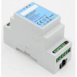 euFIX D212NP - Adapter bez przycisków na szynę DIN 35 mm dla FGD-212