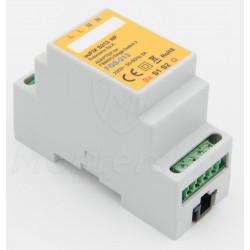 euFIX S213NP - Adapter bez przycisków na szynę DIN 35 mm dla FGS-213