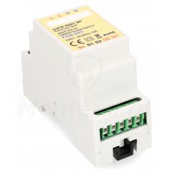 euFIX S223NP - Adapter bez przycisków na szynę DIN 35 mm dla FGS-223