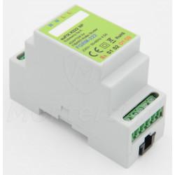 euFIX R222NP - Adapter bez przycisków na szynę DIN 35 mm dla FGR-222