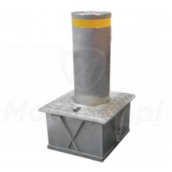 Półautomatyczny słupek ze sprężyną gazową