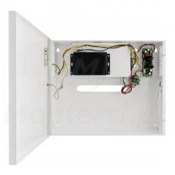Wnętrze switcha PoE S64-B17