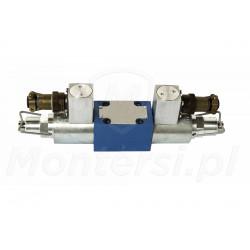 Synchronizer przepływu oleju słupków drogowych OFS-M30