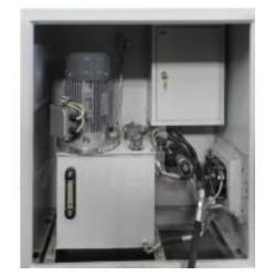 HS-M50-2 - Hydraulika do sterowania słupkami RBAA-M50
