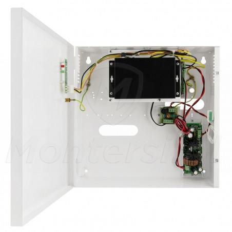 Wnętrze switcha PoE S64-B