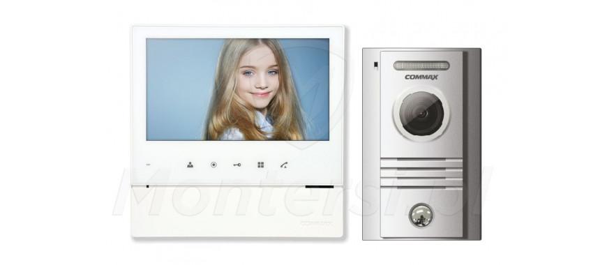 Zestaw wideodomofonu CDV-70H + DRC-40K