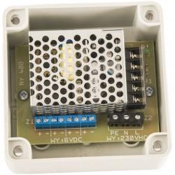 Wnętrze modułu MZE-6