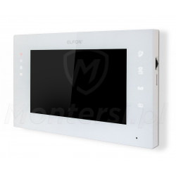 Monitor głośnomówiący OP-VM7F biały