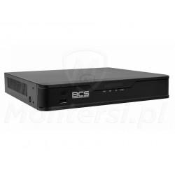 BCS-P-XVR0801 - 8-kanałowy rejestrator 5 in 1 + 2 kanały IP