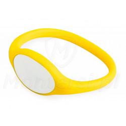 Żółty pasek basenowy WH005