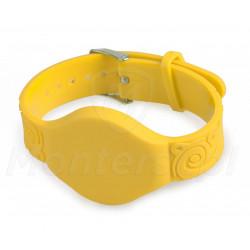 Żółty zegarek basenowy WH006