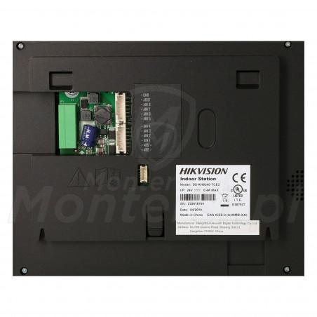 DS-KIS701-B-D - złącza monitora
