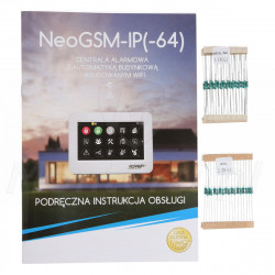NeoGSM-IP-64-D12M - Akcesoria