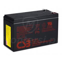 Akumulator bezobsługowy CSB GP 1272
