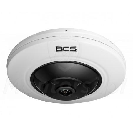 BCS-V-FI522IR1 - Sufitowa kamer IP 5 Mpx, fisheye, WDR 120 dB