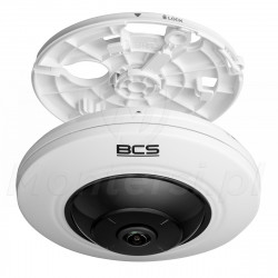 Kamera fisheye IP BCS-V-FI522IR1