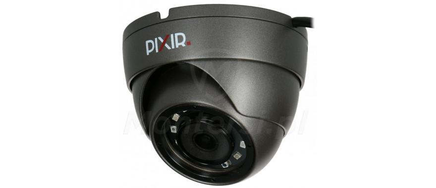 PIX-IP2SFDMIRS-III - Kopułkowa kamera IP