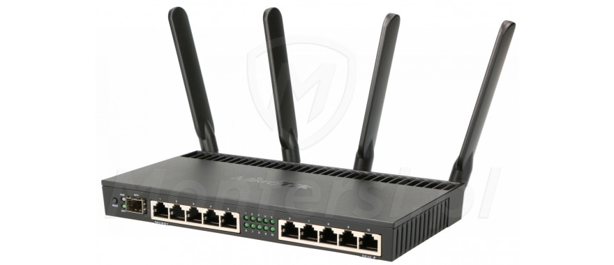 RB4011iGS - Router DualBand Mikrotik