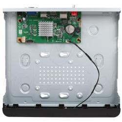 Wnętrze rejestratora IP BCS-P-NVR1601-4K-II