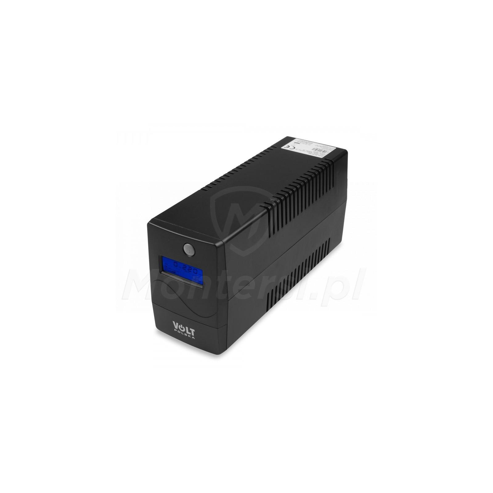 Zasilacz Micro UPS 800 9Ah