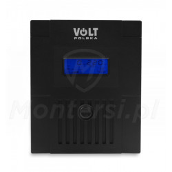 Front zasilacza Micro UPS 1200 2x7Ah
