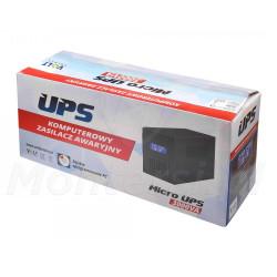 Opakowanie zasilacza Micro UPS 3000 4x9Ah