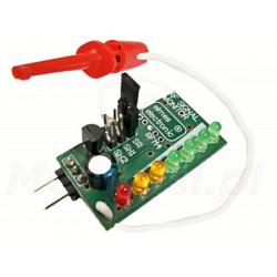 Tester poziomu sygnału radiowego RFM4