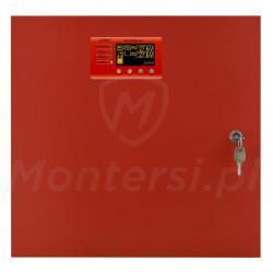 Front zasilacza buforowego EN54C-5A40LCD
