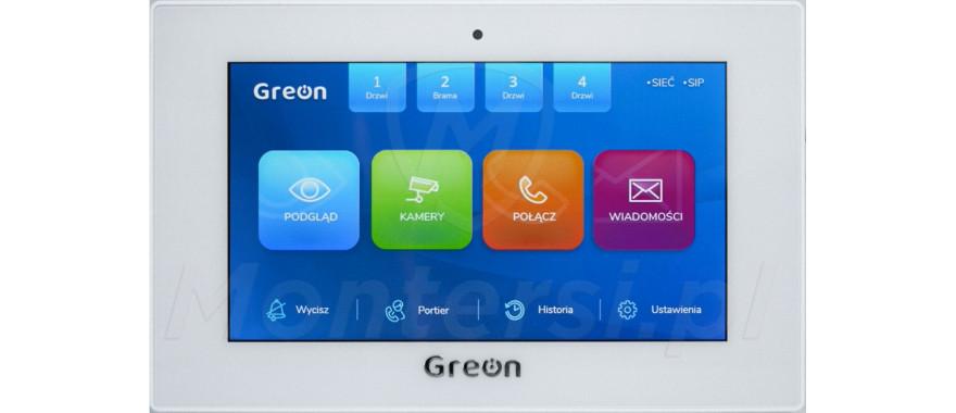 GR-IS4 - Monitor głośnomówiący IP