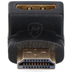 HDMI-KS - Łącznik kątowy
