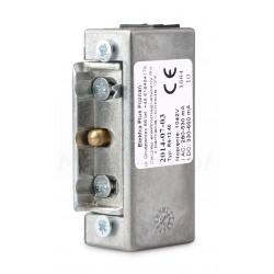 Elektrozaczep z blokadą i pamięcią R4