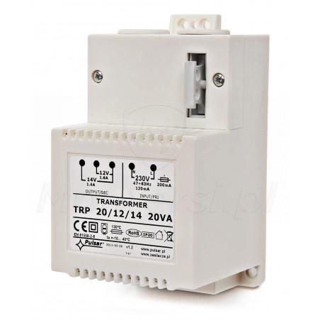AWT053 - Transformator do elektrozaczepów 12/14 V