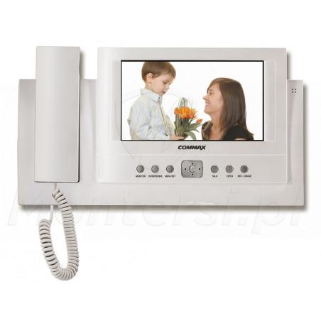"""CDV-71BE - Monitor słuchawkowy 7"""", wbudowana pamięć"""