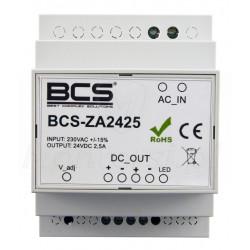 Zasilacz 24V BCS-ZA2425