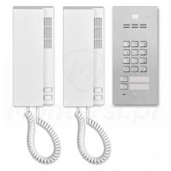 Zestaw domofonu cyfrowego FAM-P-2NPZS NT + INS-UP720MR