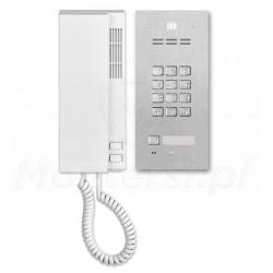 Zestaw domofonu cyfrowego FAM-P-1NPZS+INS-UP720MR