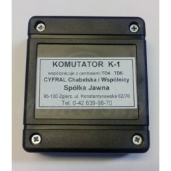 Komutator K-1