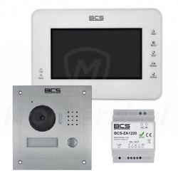 Zestaw wideodomofonu BCS-VDIP6