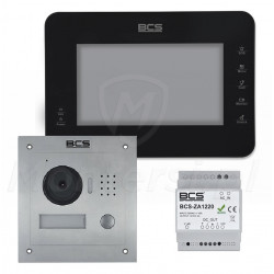 Zestaw wideodomofonu BCS-VDIP7